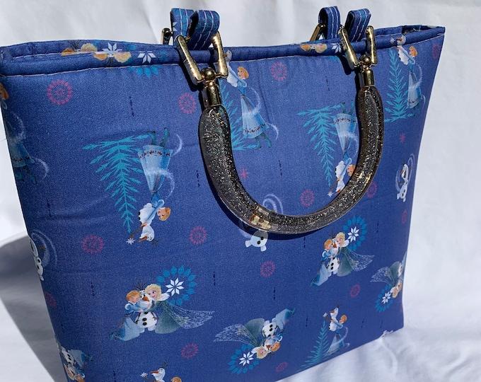Frozen - Tote Bag - Purse - Handbag - Bag