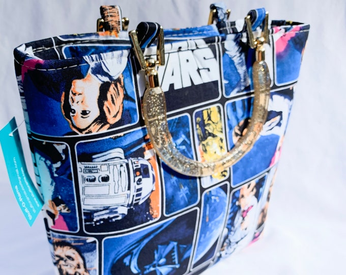 Star Wars: A New Hope - Tote Bag - Purse - Handbag