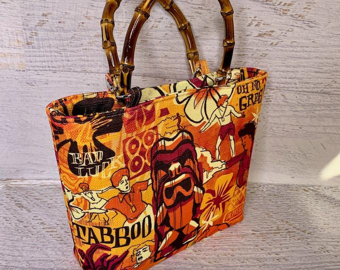 Brady Bunch by Jeff Granito Designs - Tote Bag - Purse - Handbag - Crossbody Option