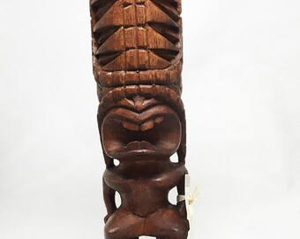 Tiki Figurine - Kane