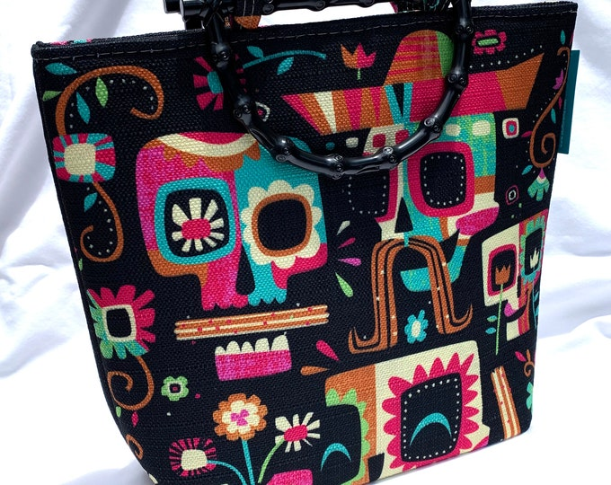 Dia De Los Churros by Jeff Granito Designs - Tote Bag - Purse - Handbag
