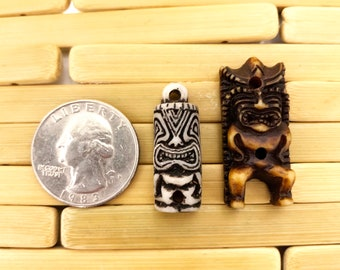Tiki Charms - MINI Resin Tikis