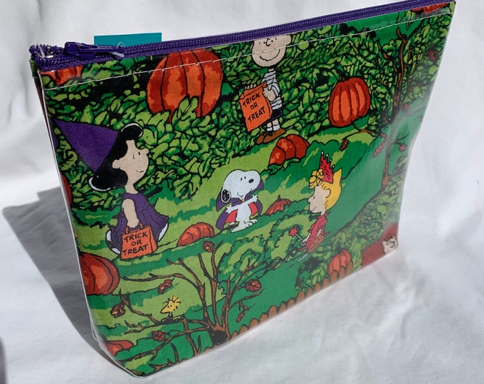 Great Pumpkin - Make Up Bag