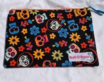 Coco Black - Clutch Wallet Wristlet