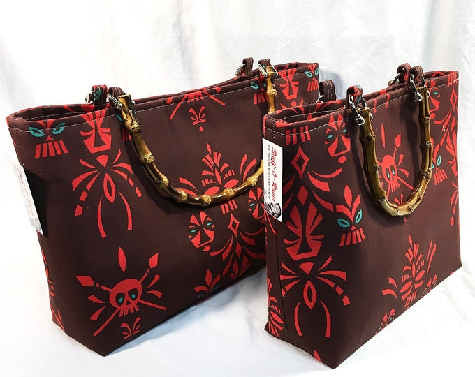 Handbag - Aloha Spirits Bright by Jeff Granito Designs