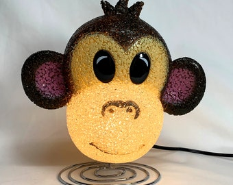 Lamp -  Sparkle Monkey