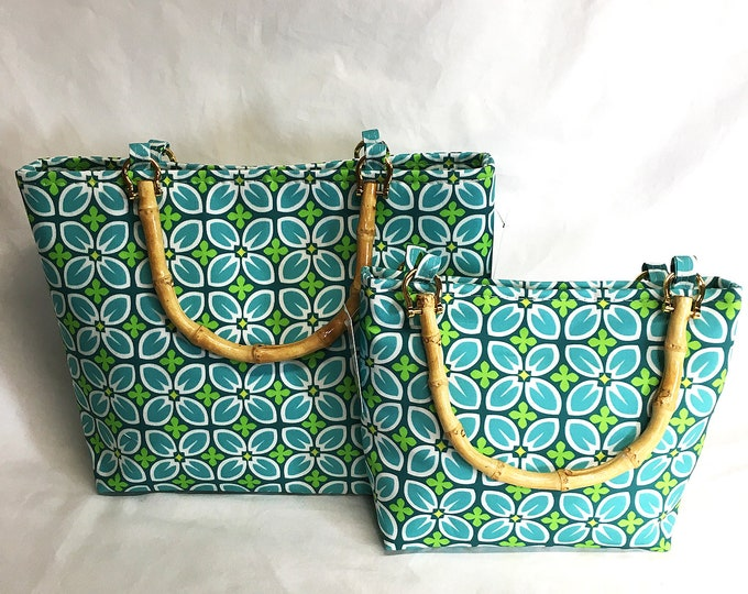 Handbag - Aloha Petals by madtropic