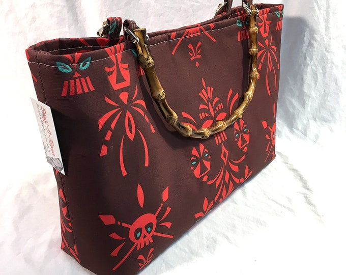 Handbag - Aloha Spirits Bright by Jeff Granito Designs