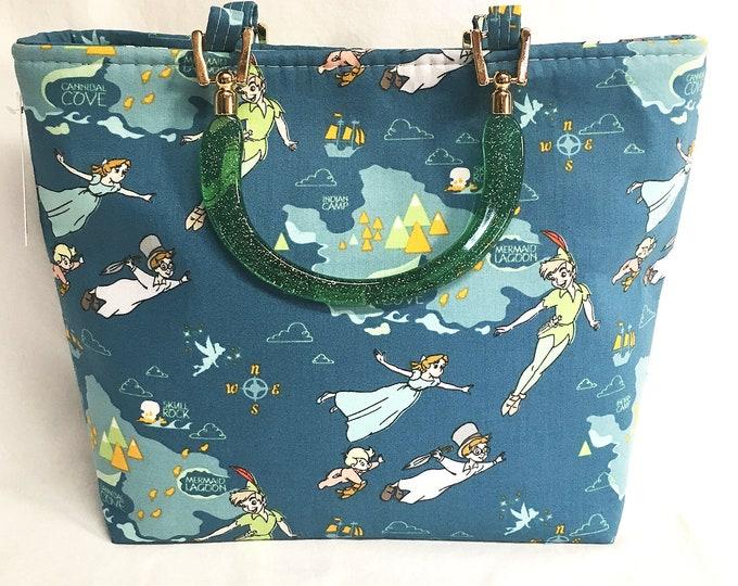Handbag - Peter Pan