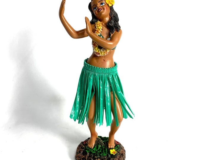 Dashboard Leilani Dancing Hula Girl Doll