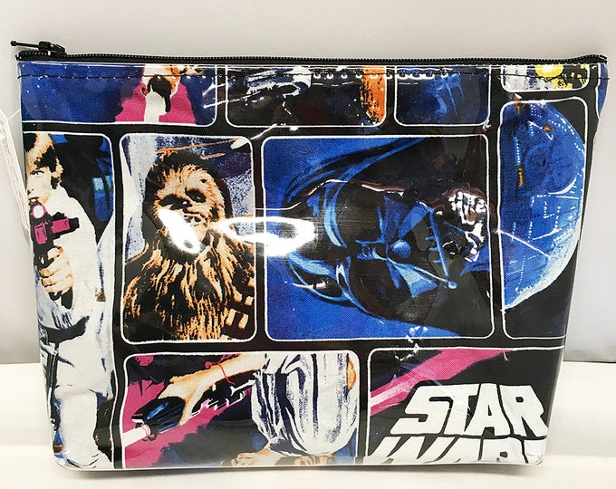 Make Up Bag - Star Wars A New Hope Zipper Pouch