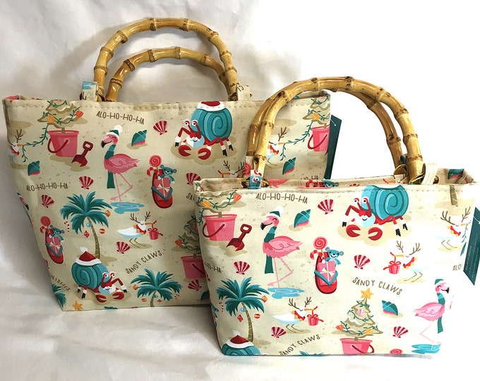 Handbag - Alo-Ho-Ho-Ha by Jeff Granito Designs
