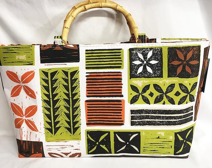Handbag - Aloha Flowers by uhlenkott