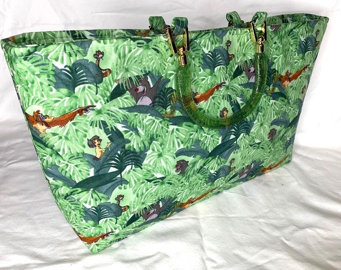 Jungle Book - Tote Bag - Purse - Handbag - Bag