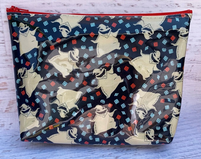 Nightmare Before Christmas - Oogie Boogie - Make Up Bag