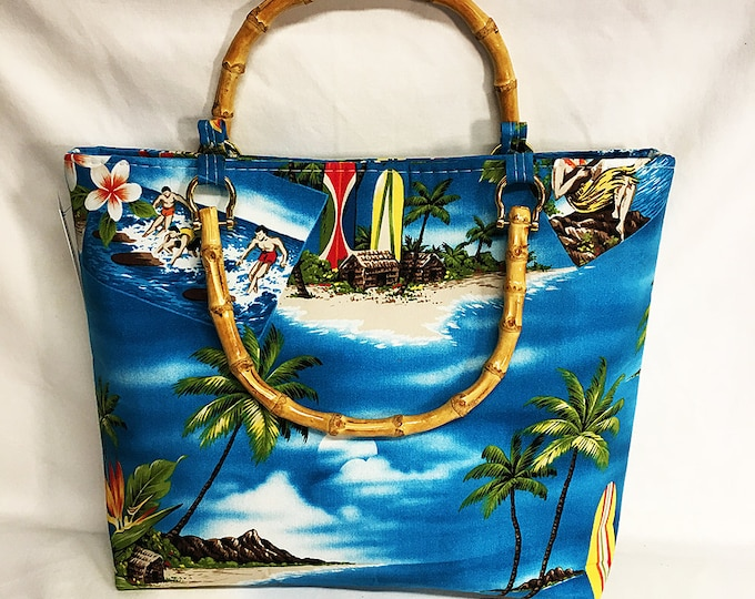 Handbag - Surfs Up Diamondhead