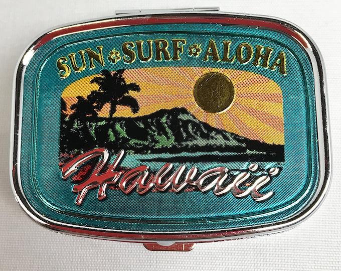 Pill Box - Hawaiian
