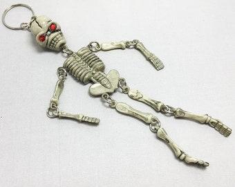 Skeleton Keychain