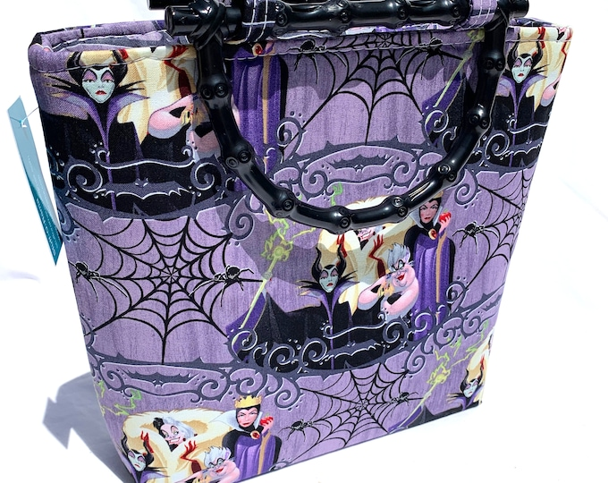 Handbag - Disney Villains