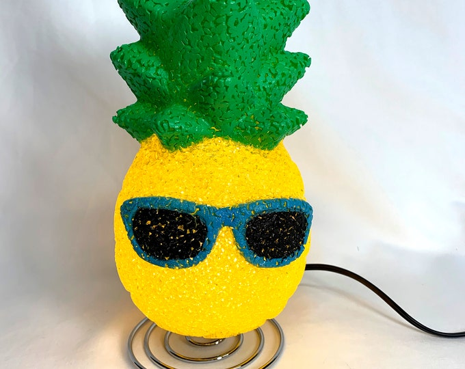 Lamp -  Sparkle Pineapple
