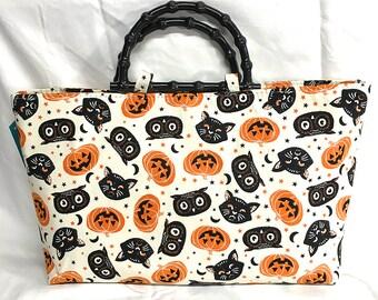 Handbag - Vintage Halloween