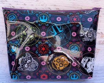 Dia De Los Star Wars - Make Up Bag