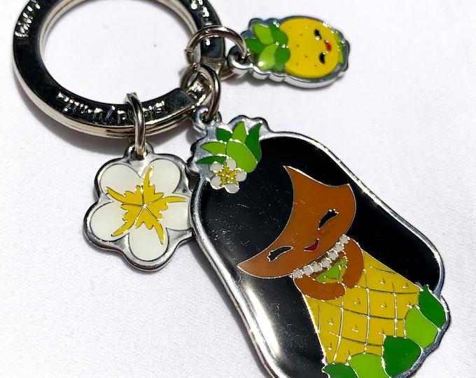 Island Yumi - Hula Girl - Keychain