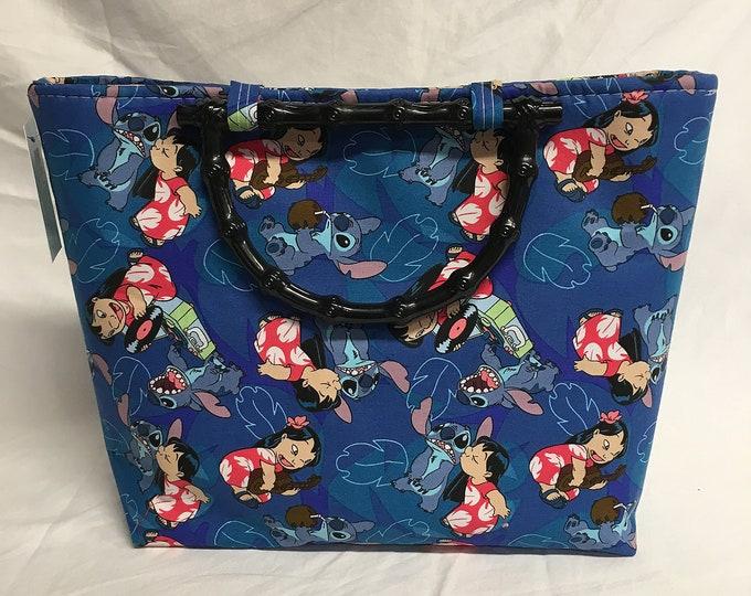 Handbag - Lilo and Stitch