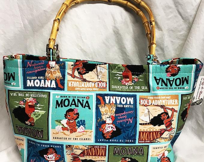 Handbag - Moana Posters