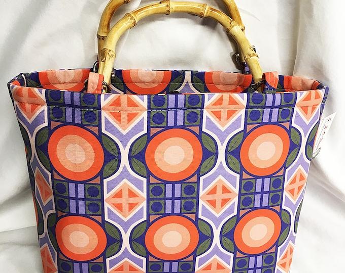 Handbag - Mod Deco Tropical