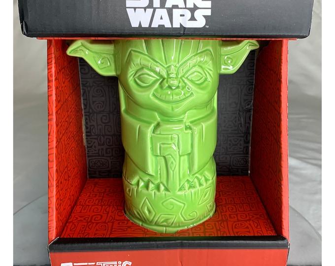Geeki Tiki Star Wars Series 1 - Yoda Mug
