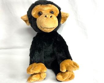 Plush Chimpanzee