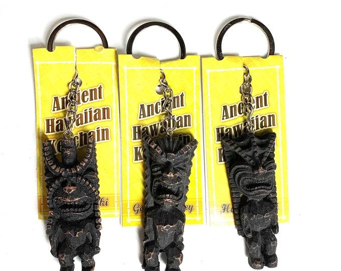 Tiki Keychains