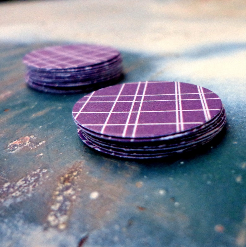 Purple Punch Stickers