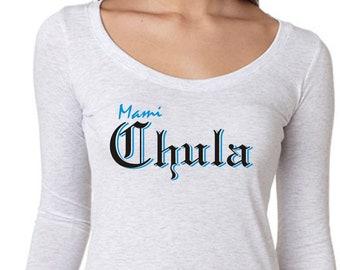 Mami Chula Scoop T-shirt