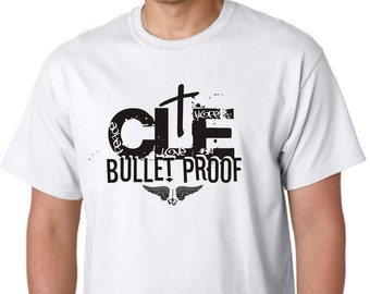 Cle Bullet Proof peace/love/hope