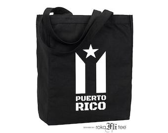 Puerto Rico Black Bags