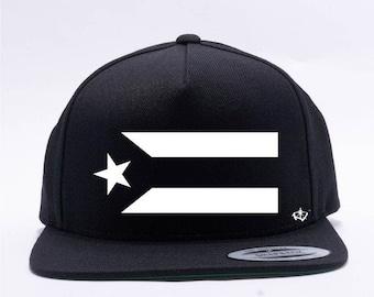 Black Flag Snapback