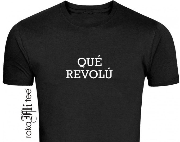 Que Revolu
