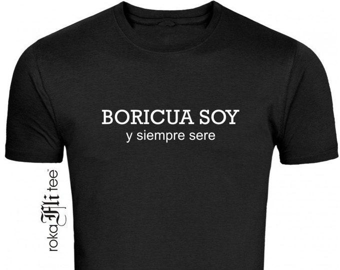 BORICUA SOY y Siempre Sere