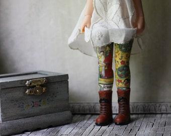 Illumination Doll Socks for Blythe, Pullip, Monster High, Azone Pure Neemo, Barbie