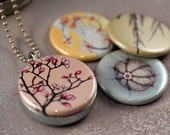 The Dream Sequence (recycled magnetic locket set)