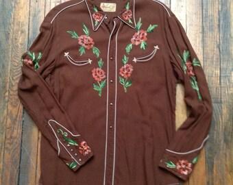 1940s Cowgirl Western Suit Vintage Western Wear Museum