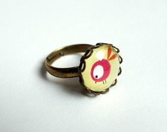 Child ring, The turron