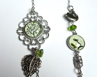 Long necklace, The spiral tree