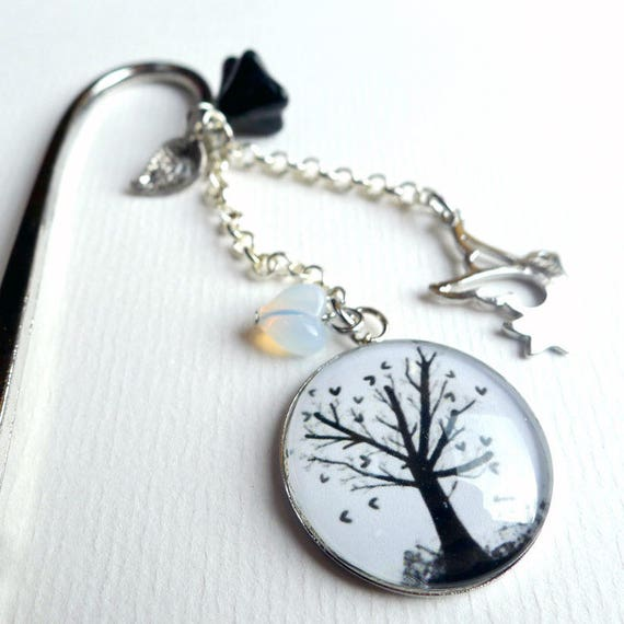 The tree of hearts MP021 bookmark