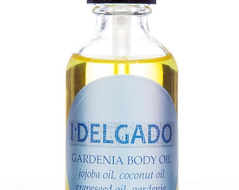 I Delgado Gardenia Body Oil