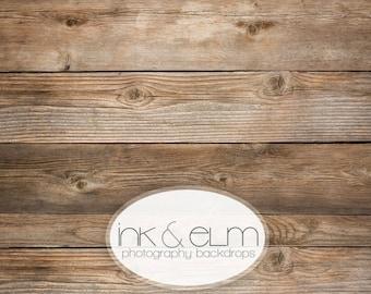 """Vinyl Backdrop 2ft x 2ft, Vinyl Wood Photography Backdrop or Floordrop, Old wood backdrop, photo booth background prop, """"Potato Farmer"""""""