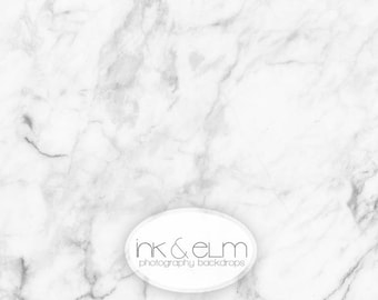 """Marble Backdrop 4ft x 4ft, Photography marble backdrop, Marble Backdrop, flat lay social media backdrop """"Smooth Marble"""""""