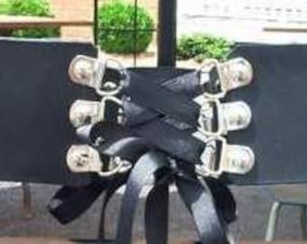 2da8fe6770 Leather Waist Cincher Handmade custom for you